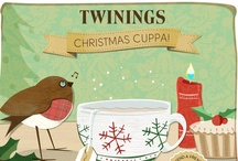 Christmas Teas with Twinings