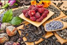 Herbal Drinks / Here at Twinings we have a range of new herbal teas about to launch in the UK - they are for anyone craving a little wellness and balance in their lives and with less than 2 calories per cup they are great hot or cold :-)