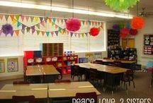 Classroom Ideas / by Kerri Dunn