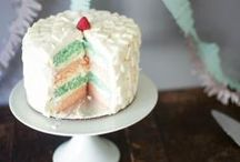cake / by Katie Wolfe
