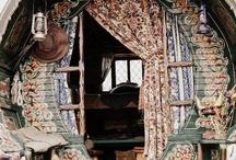 Gipsy wagons