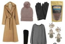 Winter Essentials / Winter is a time to wrap up, look fabulous and feel gorgeous. Have a browse through our amazing Winter Essential board for inspiration.