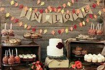 WEDDING | Sweet table