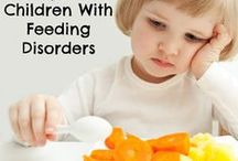 Feeding  Issues In Young Kids - Problem Eaters - Picky Eaters / Child has feeding struggles? Children do not eat consistently to be defiant. It may hurt to eat, a child may be afraid it will hurt to eat, or the child is overwhelmed with sensory issues. Child may have physiological issues that prevent a safe and coordinated feeding experience. Often associated with children who have autism, Cerebral Palsy, Congenital Heart Disease, and Down syndrome, etc.