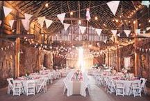 WEDDING THEME | Barn wedding