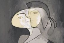Picasso / A collection of Picasso favorites and his personal life.  / by Rachel Matos