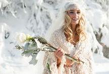 WEDDING THEME | Winter wonderland