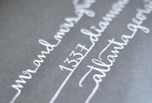 business cards / by Meike from Bull Design