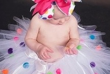 HEADBANDS, HAIRBOW & TUTUS / For my future GrandDaughters