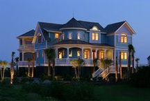 Beautiful Homes / . / by Donna Thomas