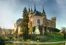 Castles &  Palaces / .***PLEASE PIN AS MANY THINGS AS YOU'D LIKE. NO LIMIT :-).*** / by Donna Thomas