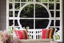 PORCH AND SUNROOM INSPIRATIONS