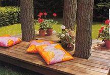 outdoor ideas / by Valerie Veron