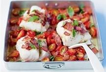 Scrummy seafood
