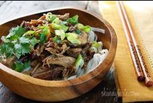 nice and sloooow cooked / Recipes for delicious slow cooked meals!