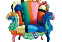 cool chairs / by Nancy Nieman
