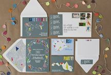 Prints, Papers, Cards and Broshures / by Meike from Bull Design