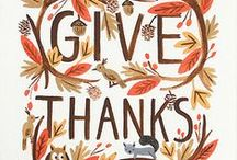 Thanksgiving  / by Valerie Veron