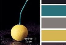 Color splash  / by Meike from Bull Design