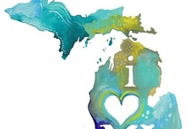 Michigan Love / all about the Mitten