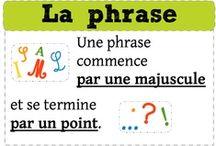 Lire et écrire en français – niveau primaire / by Marketing 4 Health Inc.