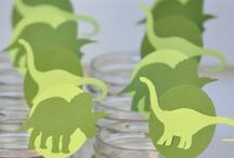 Dinosaur Party :: Julie Ann Events  / Dinosaur birthday party designed by Julie Ann Events