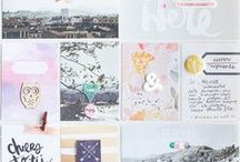Project Life Faves / my favourite Project Life pages