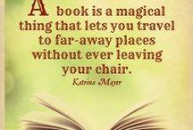 Reading Books / Reading Love!