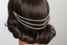 Wedding hair / by Frouk la Freaux