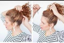 Hair Lesson/ヘアアレンジレッスン / Welcome! My [Spark joy Bookmark] to :D    Thank you for visiting!