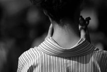 Photo Monochrome/モノクロ写真 / Welcome! My [Spark joy Bookmark] to :D    Thank you for visiting!