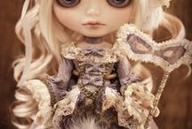 Dolls Blythe/ブライス / Welcome! My [Spark joy Bookmark] to :D    Thank you for visiting!