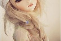 Dolls/人形 / Welcome! My [Spark joy Bookmark] to :D    Thank you for visiting!