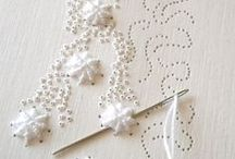 Embroidery/刺繍 / Welcome! My [Spark joy Bookmark] to :D    Thank you for visiting!