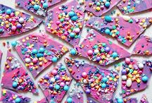 Sparkly and Sweet like unicorns