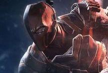DC Comics Heroes/ Vilões