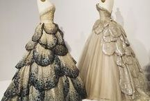 Historical Fashion / Beautiful clothes from the past that inspire me today.