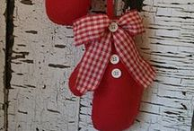 Kaela Elliott | Christmas Inspiration / Inspiration and ideas for Christmas crafts, gifts and homemade decorations
