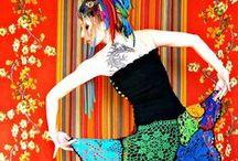 Dress / Skirt / by Babukatorium ♥