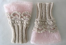 Knitting/Crochet / by Helina Meyer