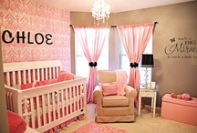 Baby Girl Nursery / by Erin Sarver