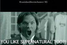 Supernatural rocks my world