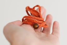 Colour Inspiration - Orange / Trend, Mood & Inspiration / by Making it on Etsy
