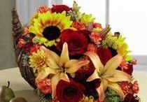 Holiday and Seasonal Florals / Beautiful fall decor and arrangements done by our master designers at In Bloom Florist Orlando.
