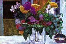 flos, floris / natures mortes, bouquets, massifs, jardins