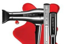 Pro Tools That Rock / Do you LOVE how your stylist styles your hair?  New York New York carries the full range of Paul Mitchell Pro Tools to help you get the look you love, at home! / by New York New York Salon & Spa