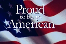 Proud to be an American / by Jackie Partain