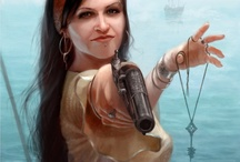 Lady Pirates / by Jackie Partain