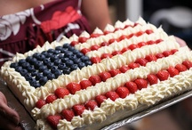 Patriotic Baking / by Jessica Thomson