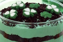 St. Patrick's Day Baking / by Jessica Thomson